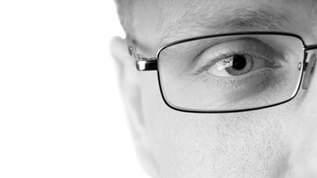 how to make yourself need reading glasses