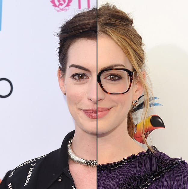 Top 10 Sexy Female Celebrity Glasses Wearers