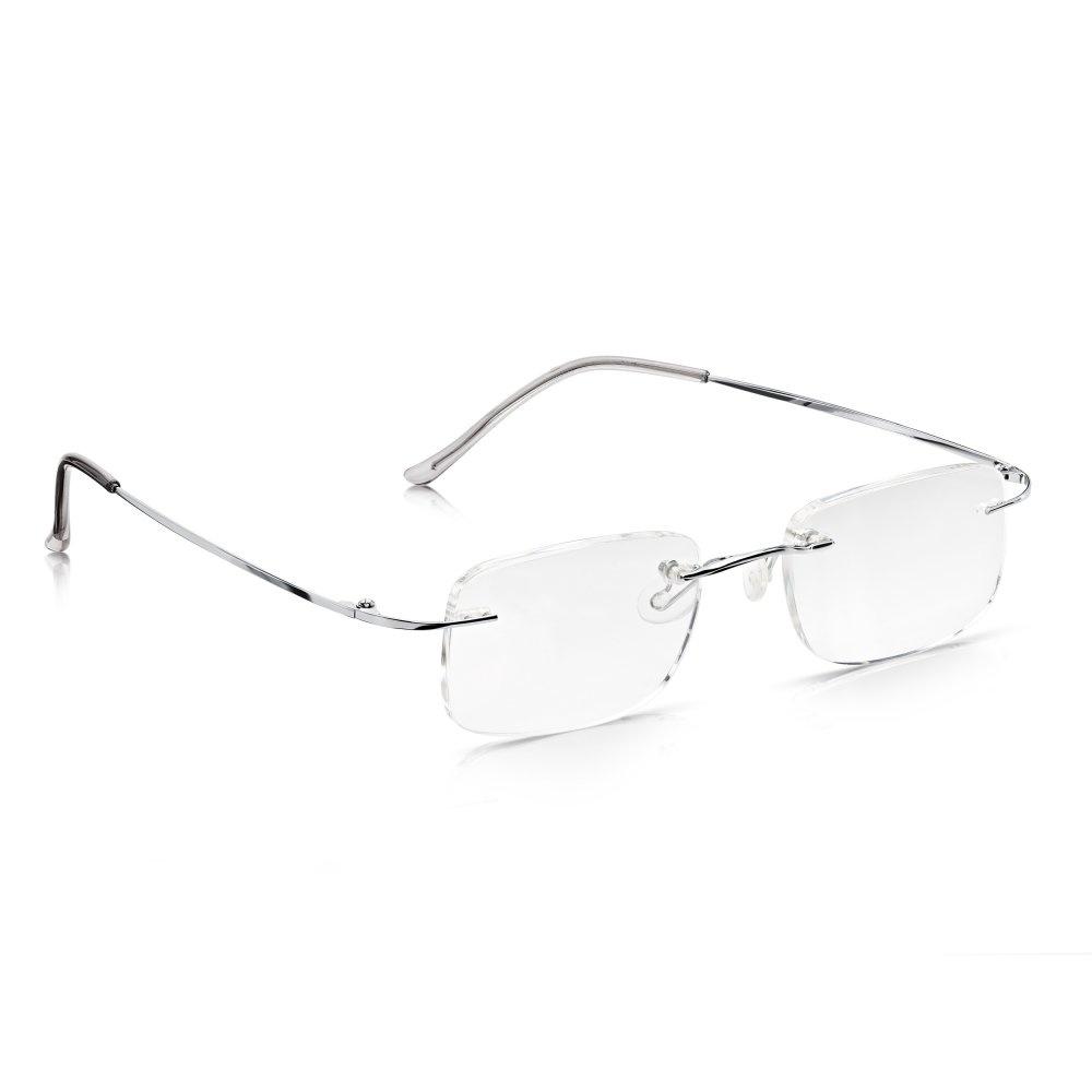 rimless reading glasses louisiana brigade